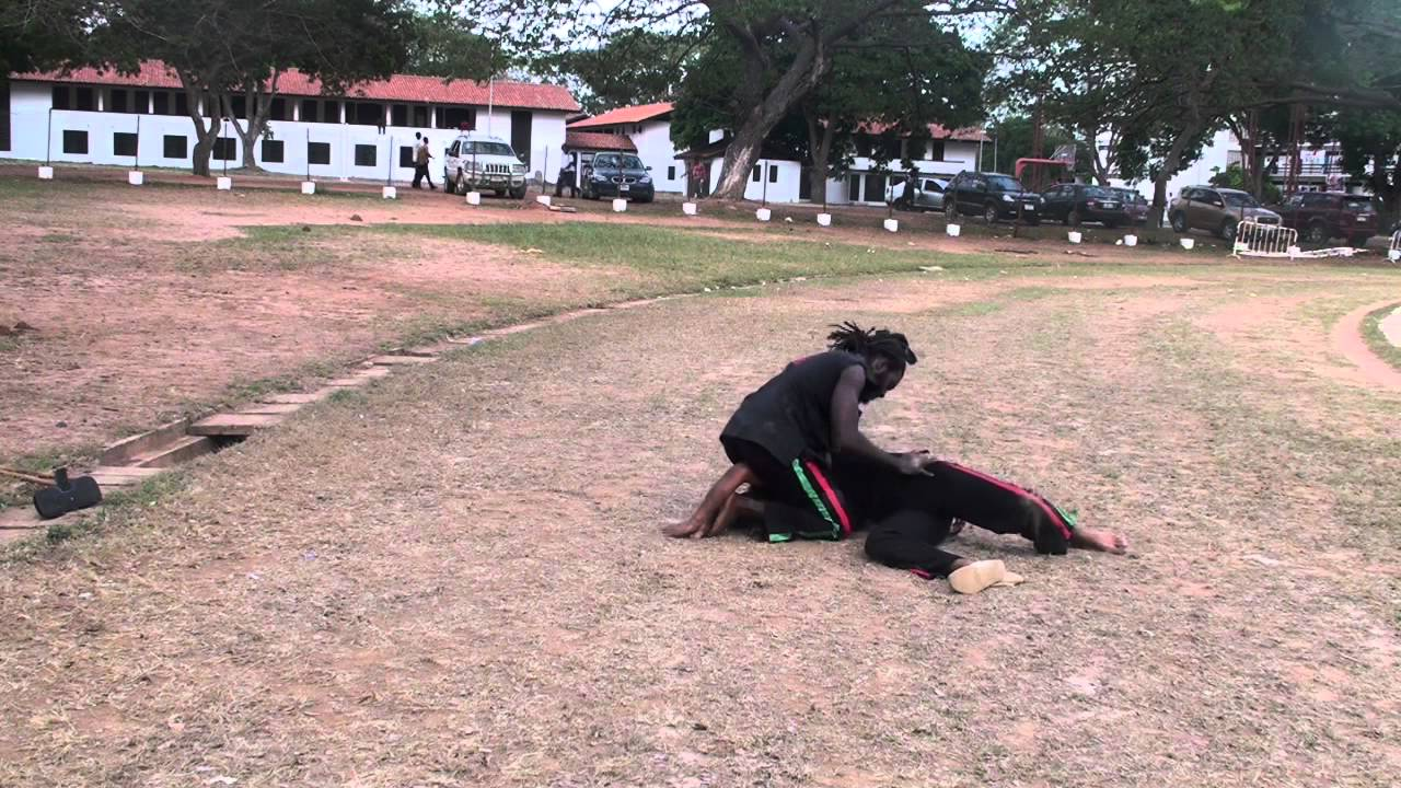 Afrikan Combat Capoeira with Dr. Obadele Kambon
