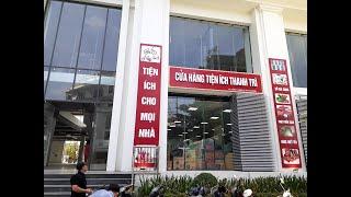 Cửa hàng tiện ích Thanh trì - Địa chỉ: Tầng 1, Chung cư TECCO GARDEN - Hotline: 0838.912.184
