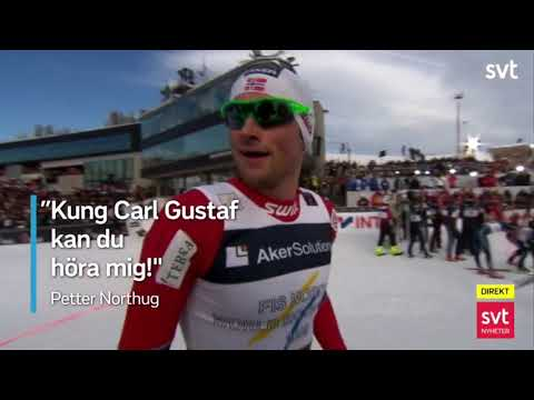 Short summary from SVT of Petter Northug Jr. best moments