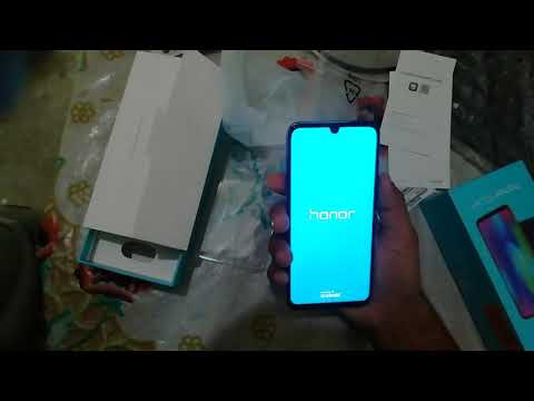Honor 10 Lite Unboxing & First Look