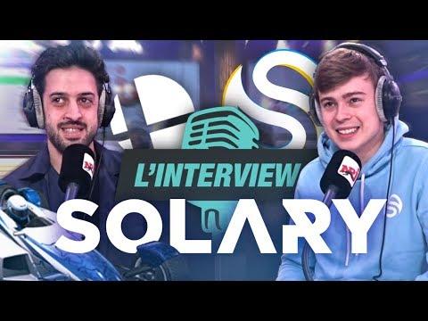 LE BILAN DE SOLARY : ESPORT, FORTNITE, WEBTV