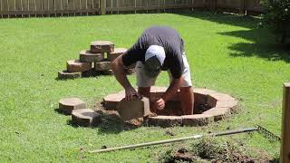 Gambar cover DIY Fire Pit   Backyard Fun