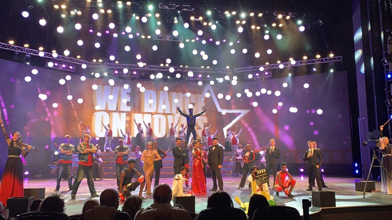 Resultado de imagen de We Dance on Movies Port Aventura