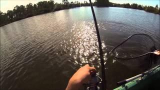 Jesień nad jeziorem marzeń - Go Pro Rainbow Lake Carp fishing October 2013