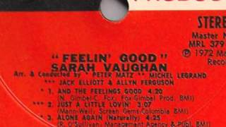 Sarah Vaughan - Just A Little Lovin