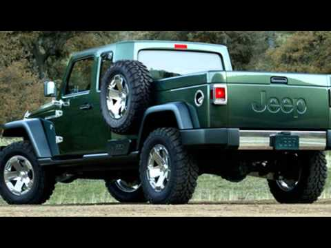 jeep truck 2014 - YouTube