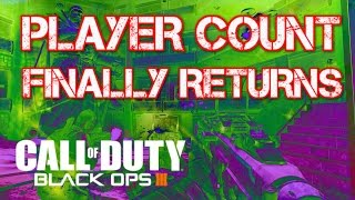 How to see online player count in black ops 3 bo3 online