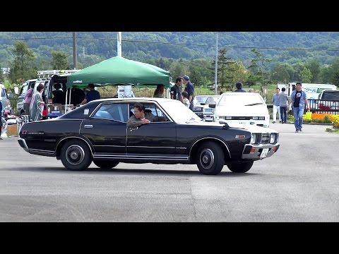 🚗🚗🚗  旧車軍団様 御到着 JPN Old Cars meeting 2016