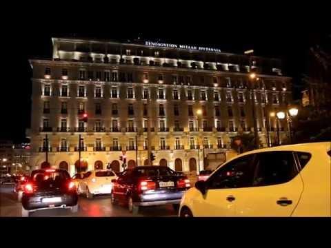 Νυχτοπερπατήματα στην Αθήνα / Athens By Night, Greece