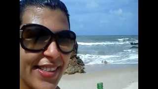 João Pessoa, Paraíba * Praia de nudismo e naturismo de Tambaba