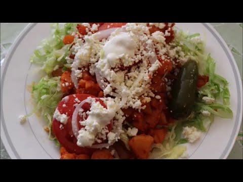 Enchiladas rojas michoacanas!! - YouTube