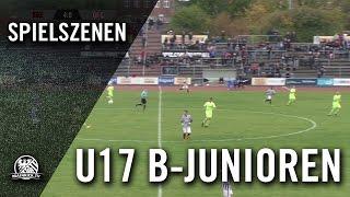 Eintracht Frankfurt - Kickers Offenbach (U17 B-Junioren, Bundesliga Süd/Südwest) - Spielszenen