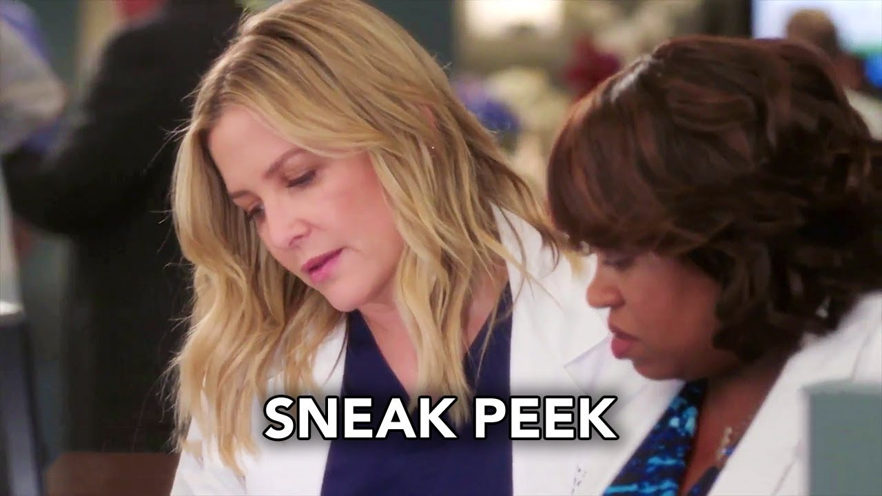 Grey\'s Anatomy 14x08 Sneak Peek #2 \