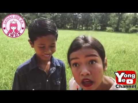 Khmer comedy -Khmer funny new 2018  Yong ye,រតនៈ វិបល់,KH kids