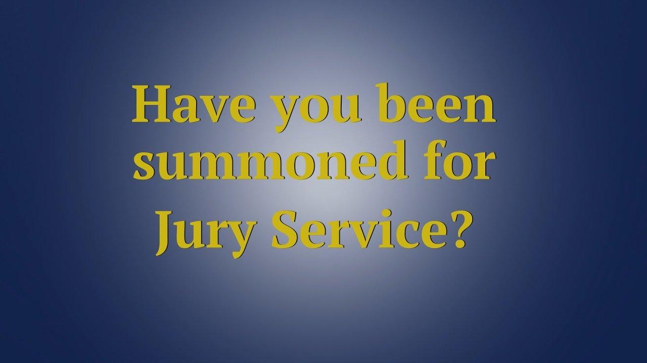 The Judicial Branch of Arizona in Maricopa County - Jury