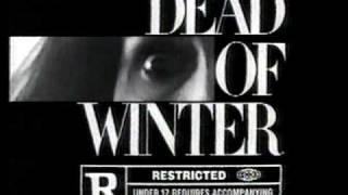 Dead of Winter 1987 TV trailer