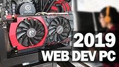 My Web Development PC Build in 2019