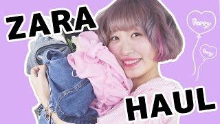 ZARA購入品紹介♡