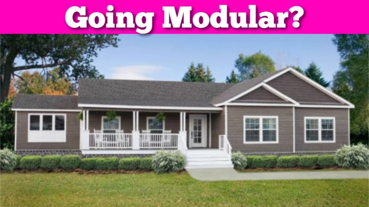 Modular Homes Pros And Cons Of A Modular Home With Video