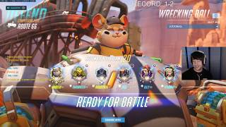 Overwatch Harbleu Is That A New Hammond God Maybe?