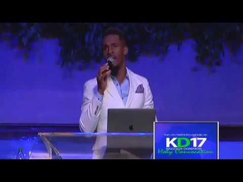 Dr. Matthew L. Stevenson @ Kingdom Dominion 2017 (My Tomorrow)