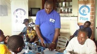 Mobile Clinic Project in Plan Cameroon (Award Ceremony in Awae)