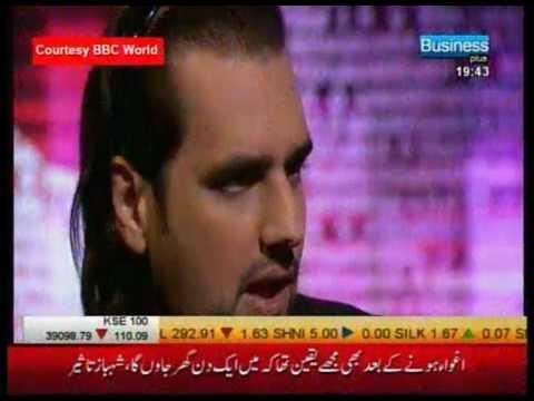 Exclusive Interview of Shehbaz Taseer with Zeinab Badawi in BBC World's HardTalk programme