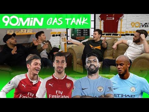 Arsenal have no chance vs Man City! | Has VAR already ruined football!? | Gas Tank