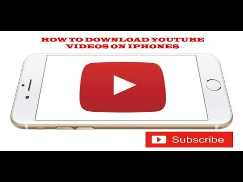 How to download youtube videos in iphone 4,4s,5,5s,5c,6,6s,6+,6s+.