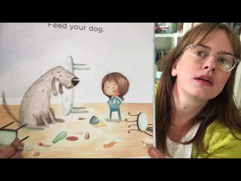 How To Read A Nearly Wordless Picture Book
