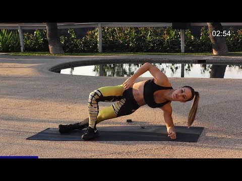 10 Minute Abs // Quick Abs for All Levels