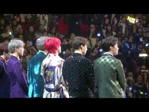 2018 MAMA  HK BTS (방탄소년단)Win Album of the year 올해의 앨범상 수상소감