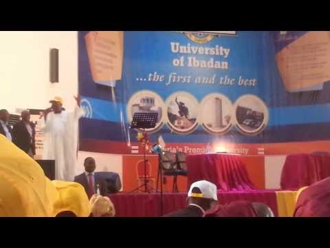 Oyo State Governor Senator Abiola Ajimobi Sings Dami Duro By Davido