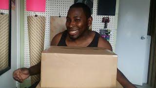 eBay unboxing at HOBO skateboard SHOP pt.1