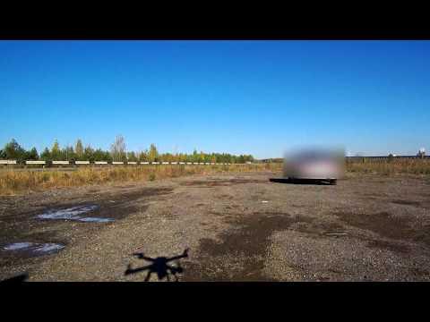 квадрокоптер hubsan купить в москве - YouTube