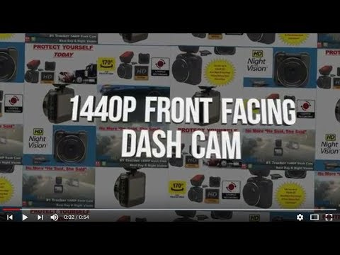 Top Dawg 1440P DVR Dash Cam Product Video