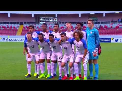CU20 2017: United States vs Haiti Highlights