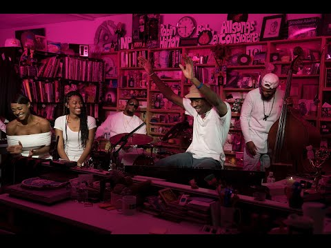Tyler, The Creator: NPR Music Tiny Desk Concert