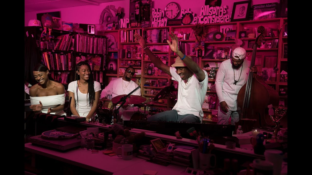 Tyler  The Creator  NPR Music Tiny Desk Concert   YouTube Tyler  The Creator  NPR Music Tiny Desk Concert