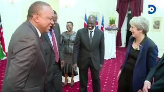 Theresa 'May' have just made Kenyan political 'foes' share a hearty laugh