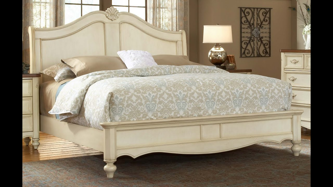French Country Bedroom Furniture  Cottage YouTube