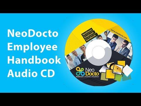 NeoDocto Employee HandBook Audio CD