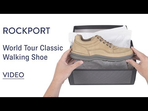 Rockport World Tour Classic Walking Shoe | Shoes.com