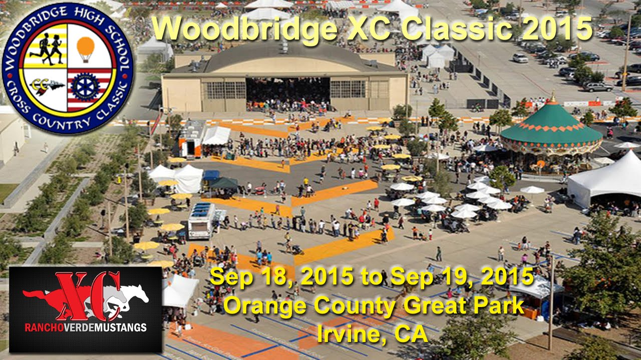 Woodbridge XC Classic 2015 YouTube
