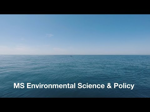 MS Environmental Science and Policy Program Overview – Acadia National Park