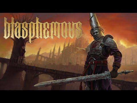 Blasphemous is the next 2D Dark Souls-like to watch