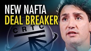 """Trudeau's NAFTA deal-breaking """"cultural exemption"""" clause all about politics"""