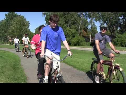 Minnesota Antique & Classic Bicycle Club 2015 Fall Bike Ride