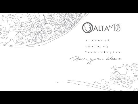 """Advanced Learning Technologies"" – ALTA'2016"
