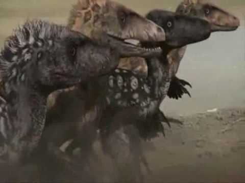 Deinonychus Tribute - The Animal